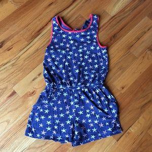 GapKids Starfish Romper ⭐️ Size S 6-7 Years